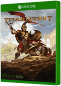 Titan Quest Xbox One Cover Art