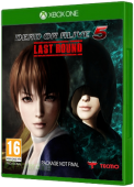 DEAD OR ALIVE 5: Last Round Xbox One Cover Art