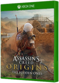 Assassin's Creed Origins - The Hidden Ones Xbox One Cover Art