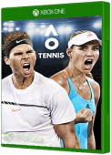 AO Tennis Xbox One Cover Art