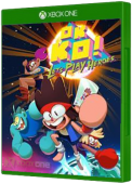 OK K.O.! Let's Play Heroes Xbox One Cover Art