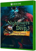 Nightmares From the Deep 3: Davy Jones Xbox One Cover Art
