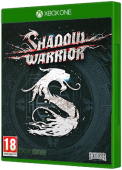 Shadow Warrior Xbox One Cover Art