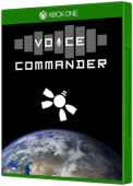 Voice Commander Xbox One Cover Art