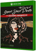 Wolfenstein II: The New Colossus - Diaries of Agent Silent Death Xbox One Cover Art