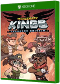 Mercenary Kings Reloaded Edition Xbox One Cover Art