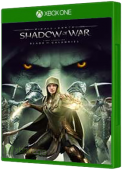 Middle-Earth: Shadow of War - The Blade of Galadriel Xbox One Cover Art