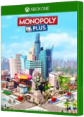 Monopoly Plus Xbox One Cover Art