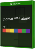 Thomas Was Alone Xbox One Cover Art