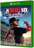 R.B.I. Baseball 18 Xbox One Cover Art