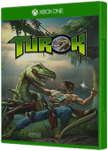 Turok Xbox One Cover Art