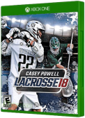 Casey Powell Lacrosse 18 Xbox One Cover Art