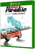 Burnout Paradise Remastered Xbox One Cover Art