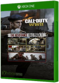 Call of Duty: WWII - The Resistance Xbox One Cover Art