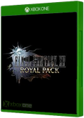 FINAL FANTASY XV - Royal Pack Xbox One Cover Art