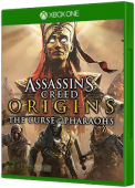 Assassin's Creed: Origins - The Curse of the Pharaohs Xbox One Cover Art