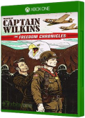 Wolfenstein II: The New Colossus - The Deeds of Captain Wilkins Xbox One Cover Art