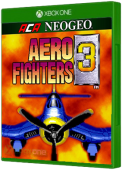 ACA NEOGEO: Aero Fighters 3 Xbox One Cover Art
