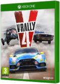 V-Rally 4 Xbox One Cover Art