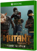 Mutant Year Zero: Road to Eden Xbox One Cover Art