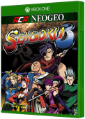 ACA NEOGEO: Sengoku 3 Xbox One Cover Art