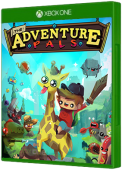 The Adventure Pals Xbox One Cover Art