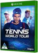 Tennis World Tour Xbox One Cover Art