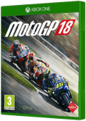 MotoGP 18 Xbox One Cover Art