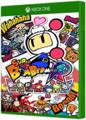 Super Bomberman R Xbox One Cover Art