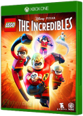 LEGO The Incredibles Xbox One Cover Art