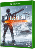 Battlefield 4: Final Stand Xbox One Cover Art
