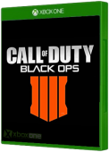 Call of Duty: Black Ops 4 Xbox One Cover Art