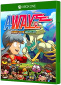 AWAY: Journey to the Unexpected Xbox One Cover Art