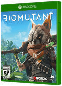 Biomutant video game, Xbox One, xone