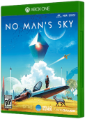 No Man's Sky Xbox One Cover Art