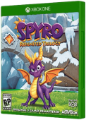 Spyro Reignited Trilogy video game, Xbox One, xone