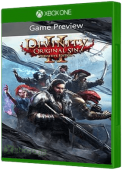 Divinity: Original Sin II Xbox One Cover Art