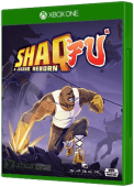Shaq-Fu: A Legend Reborn Xbox One Cover Art