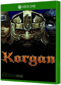 Korgan Xbox One Cover Art