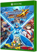 Mega Man X Legacy Collection Xbox One Cover Art