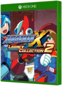 Mega Man X Legacy Collection 2 Xbox One Cover Art