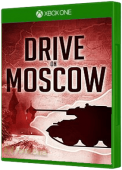 Drive on Moscow Xbox One Cover Art