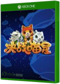 Naughty Kitties (决战喵星) Xbox One Cover Art