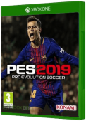 PES 2019 Xbox One Cover Art