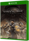 Middle-Earth: Shadow of War - Desolation of Mordor Xbox One Cover Art