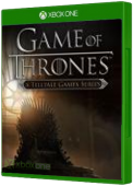 Game of Thrones Xbox One Cover Art