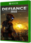 Defiance 2050 Xbox One Cover Art