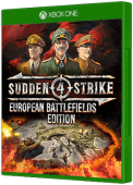 Sudden Strike 4: European Battlefields Edition Xbox One Cover Art