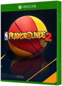 NBA 2K Playgrounds 2 Xbox One Cover Art