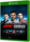 F1 2018 Xbox One Cover Art